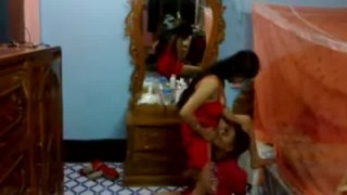 Pasangan Baru Nikah Coba Bikin Video Seks