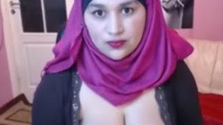 Tante Milf Turki Hijab Live Show Mantap Abis